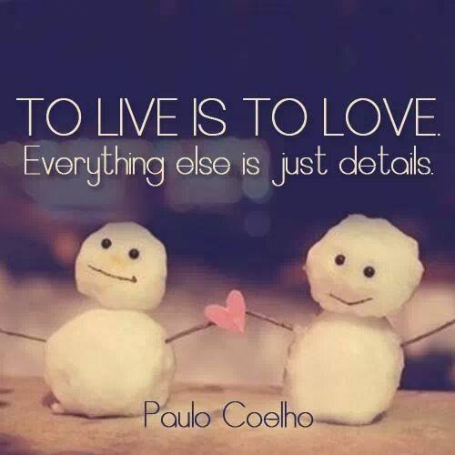 to-live-is-to-love